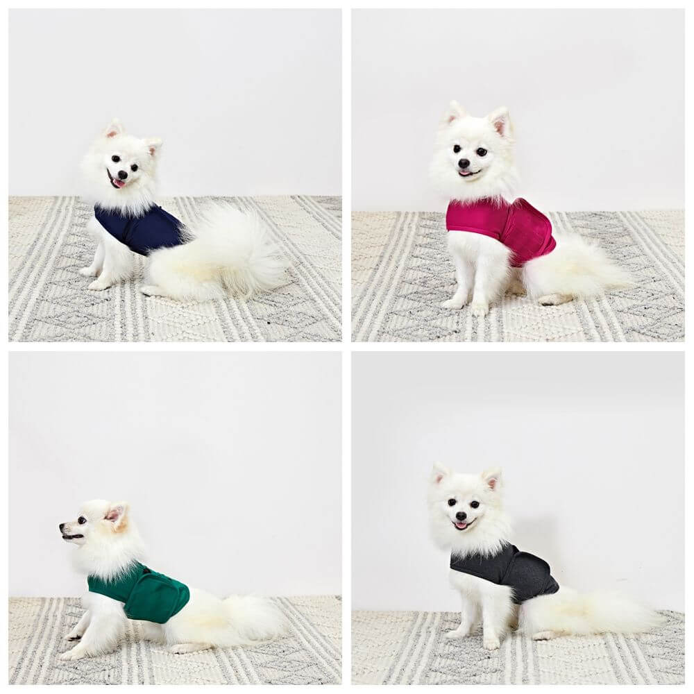 NuoPets Classic Dog Anxiety Clothing Jacket