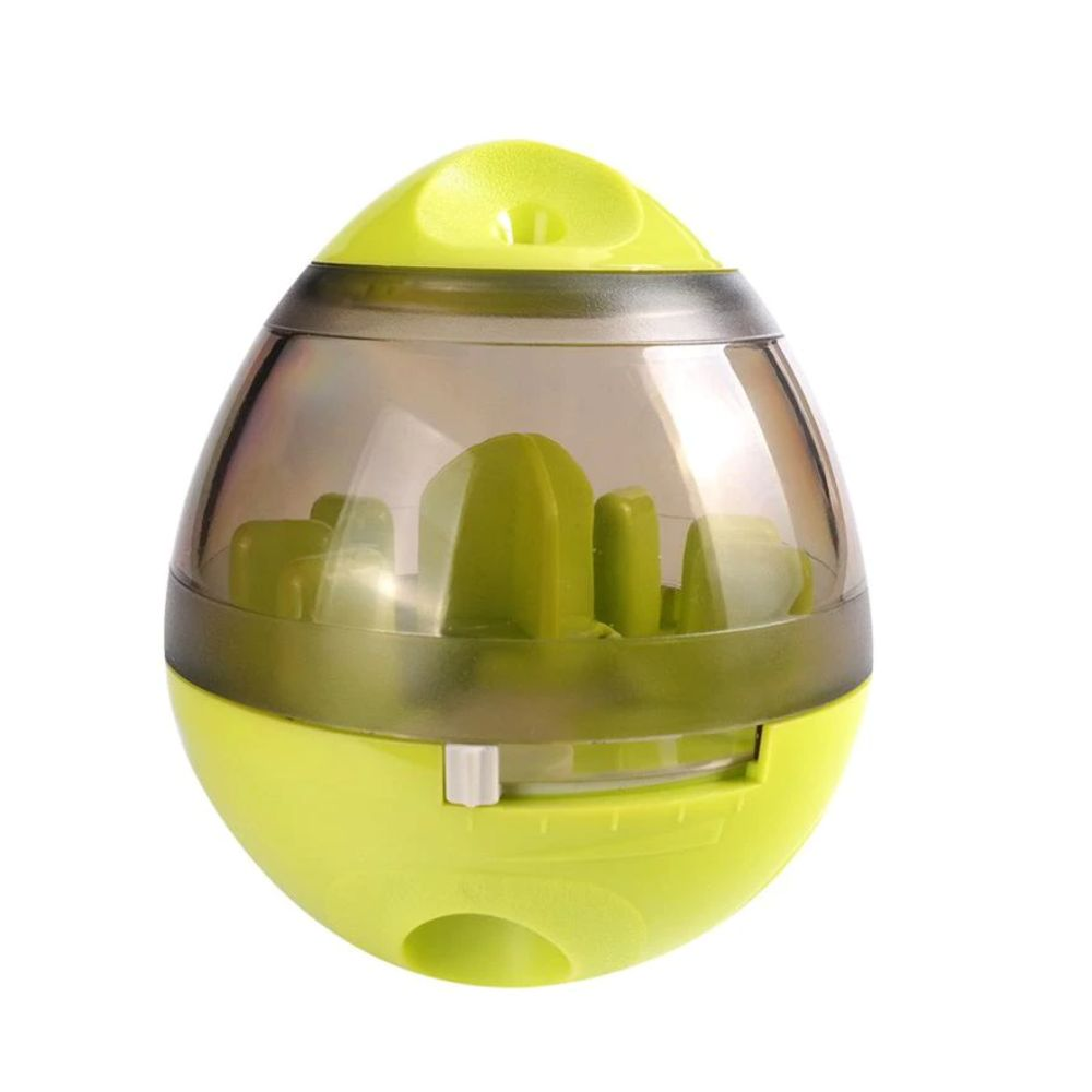 IQ Treat Ball Toy For Dogs & Pets That Dispenses Food Interactively - NuoPets