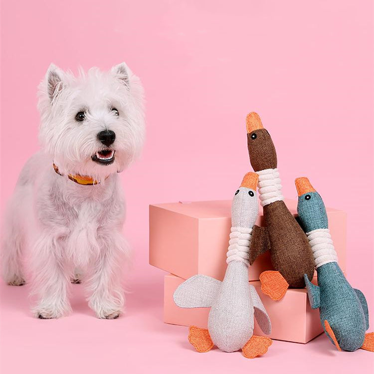 Dog Squeaky Chew Toys Cat Toy Plush Pet Products