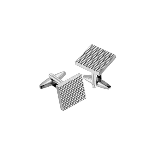 Aeon | Berlin Cufflinks | Stainless Steel