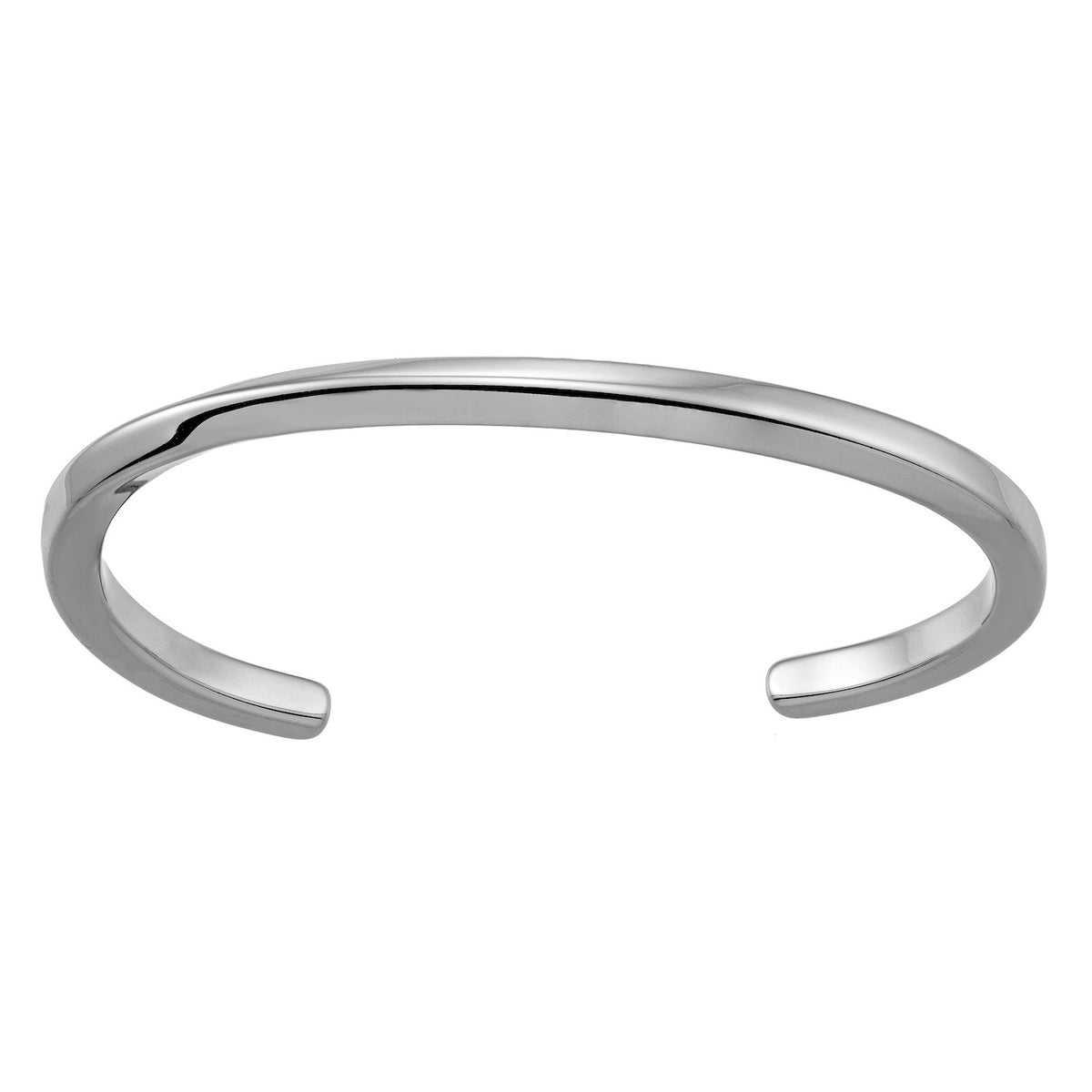 Aeon | Madrid Bangle | Stainless Steel
