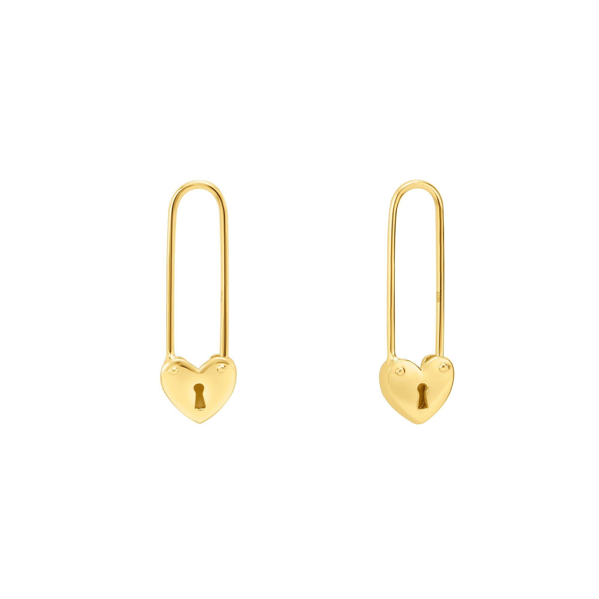 Egeria | Daisy Earrings | 14K Gold Plated 925 Silver