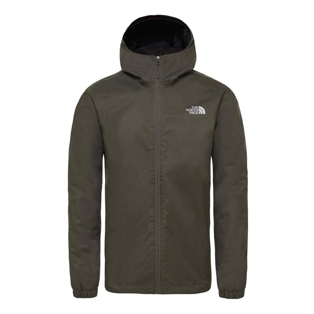 Sport The North Face M Quest Jkt, Giacca Impermeabile Uomo, Verde (New Taupe Green), S Marche Famose