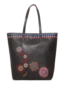 Desigual - Bag Chandy Rio Zipper Women, Borse a spalla Donna Marche Famose