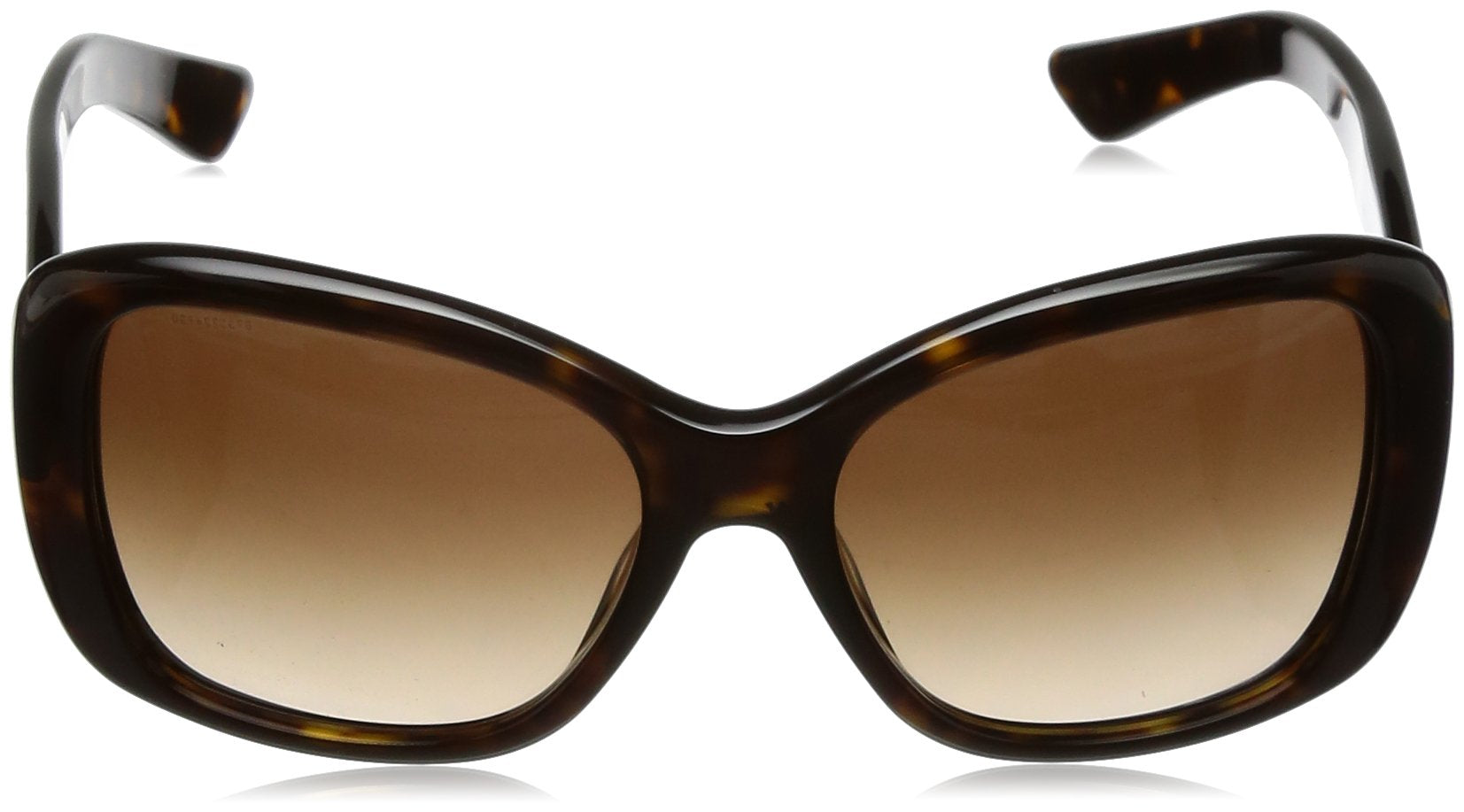 Prada 0Pr32Ps 2Au6S1 57 Occhiali da Sole, Marrone (Havana/Brown Gradient), Donna Marche Famose