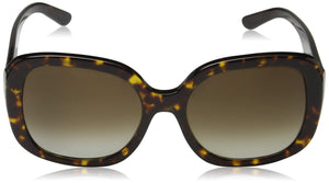 Burberry 0BE4259 3002T5 56 Occhiali da Sole, Marrone (Dark Havana/Polarbrowngradient), Donna Marche Famose