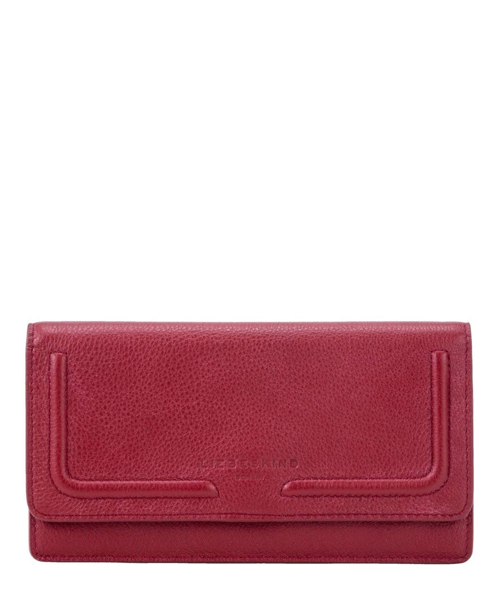 Scarpe Round Love Note - Slam Wallet LargeDonnaPortafogliRosso (Dahlia Red) 2x11x19 centimeters (B x H x T) Marche Famose