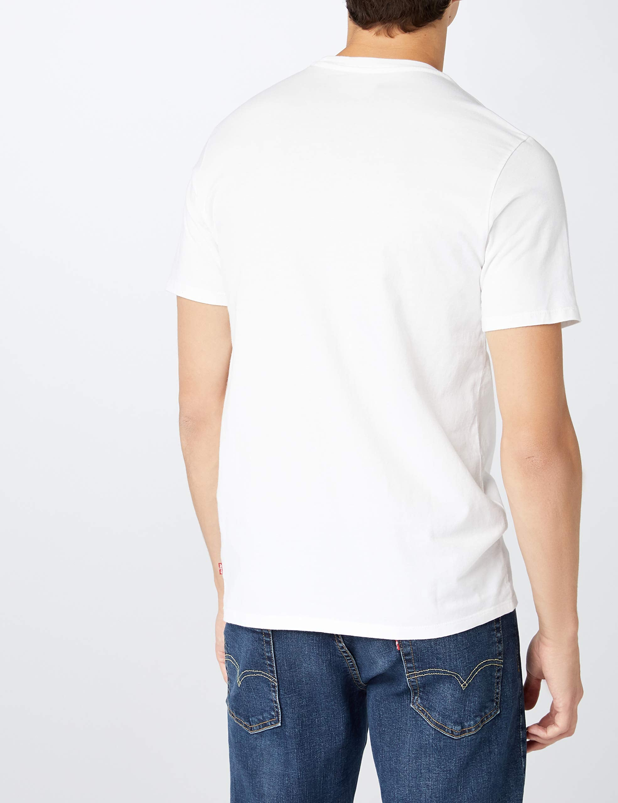 Levi's Graphic Set-in Neck T-Shirt Uomo Marche Famose