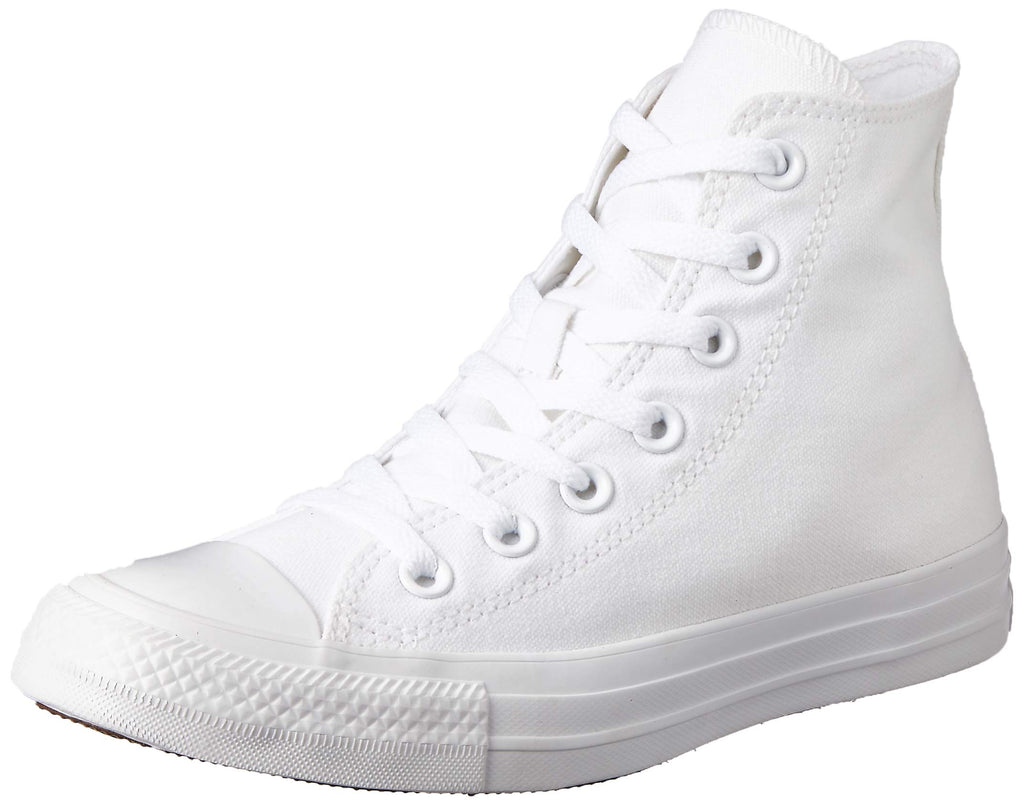 Converse Sneaker All Star Hi Canvas, Sneakers Unisex Adulto, Bianco (White), 37 EU Marche Famose