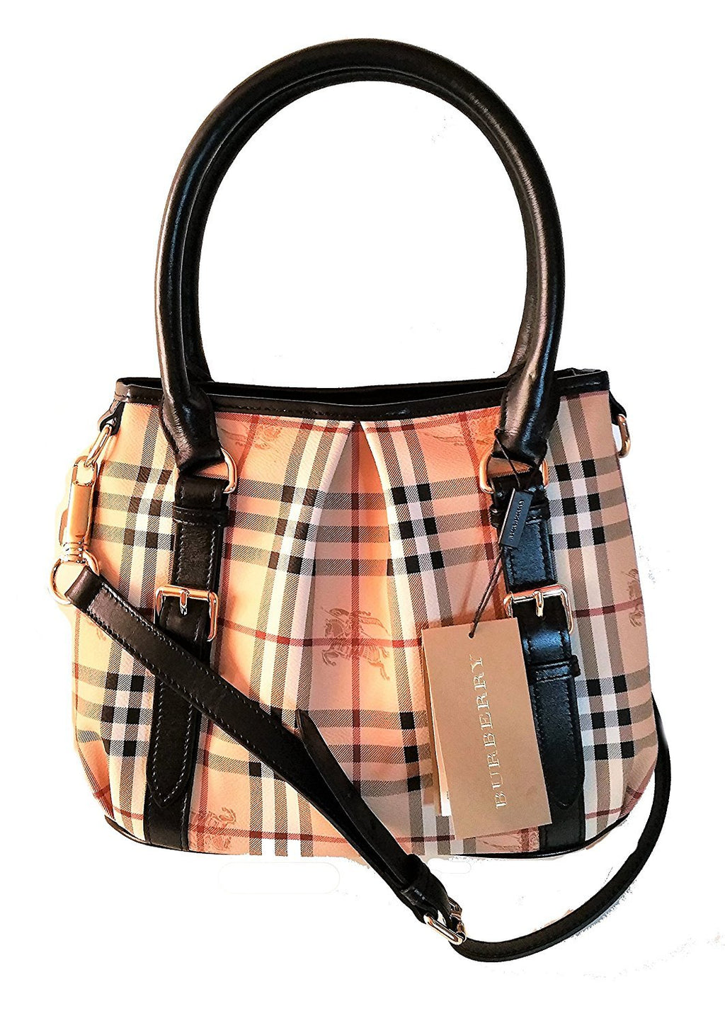 Scarpe Burberry Haymarket Northfield Tote Bag Marche Famose