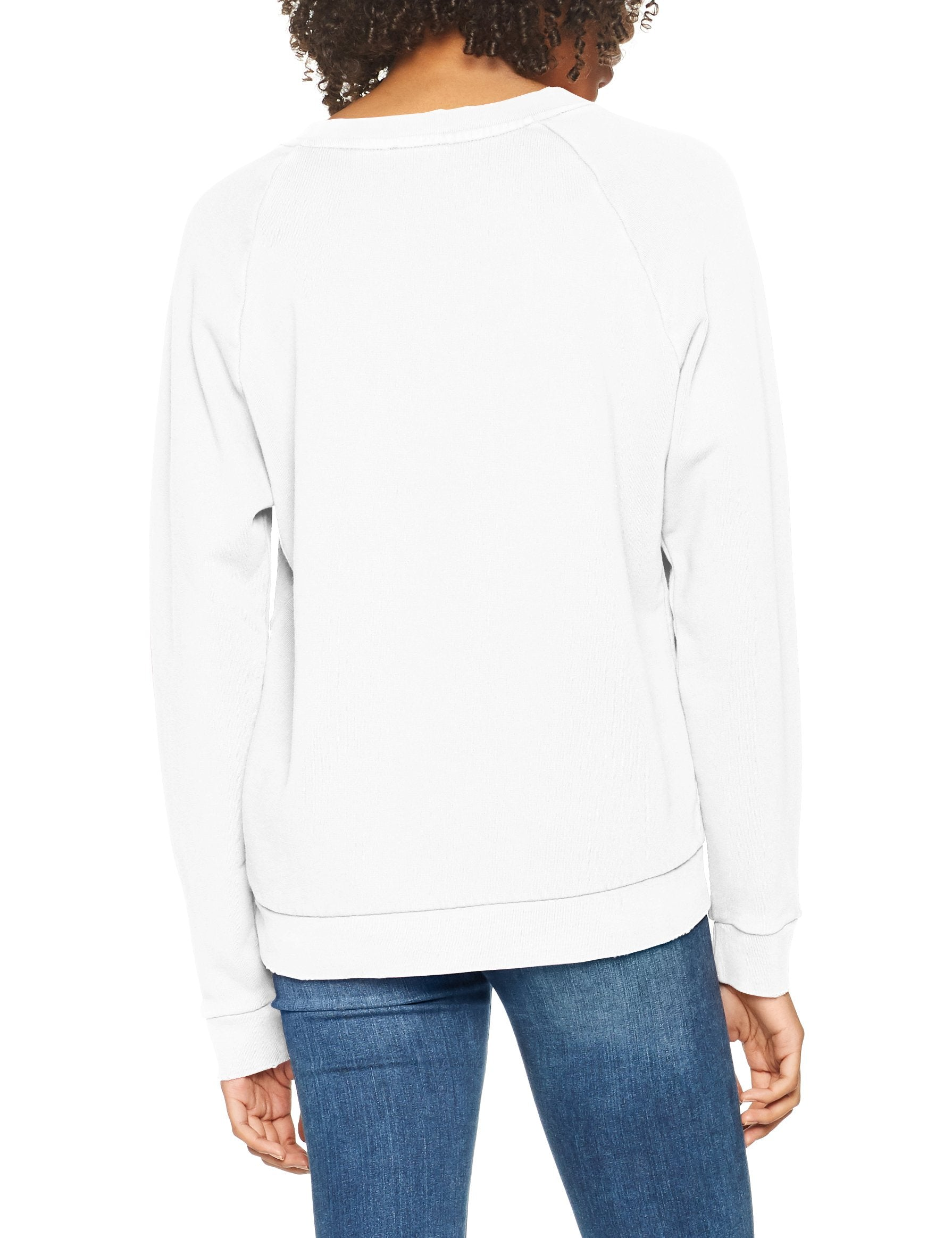 Levi's Relaxed Graphic Crew Felpa, Bianco (Better Batwing Sweatshirt White 0014), X-Large Donna Marche Famose