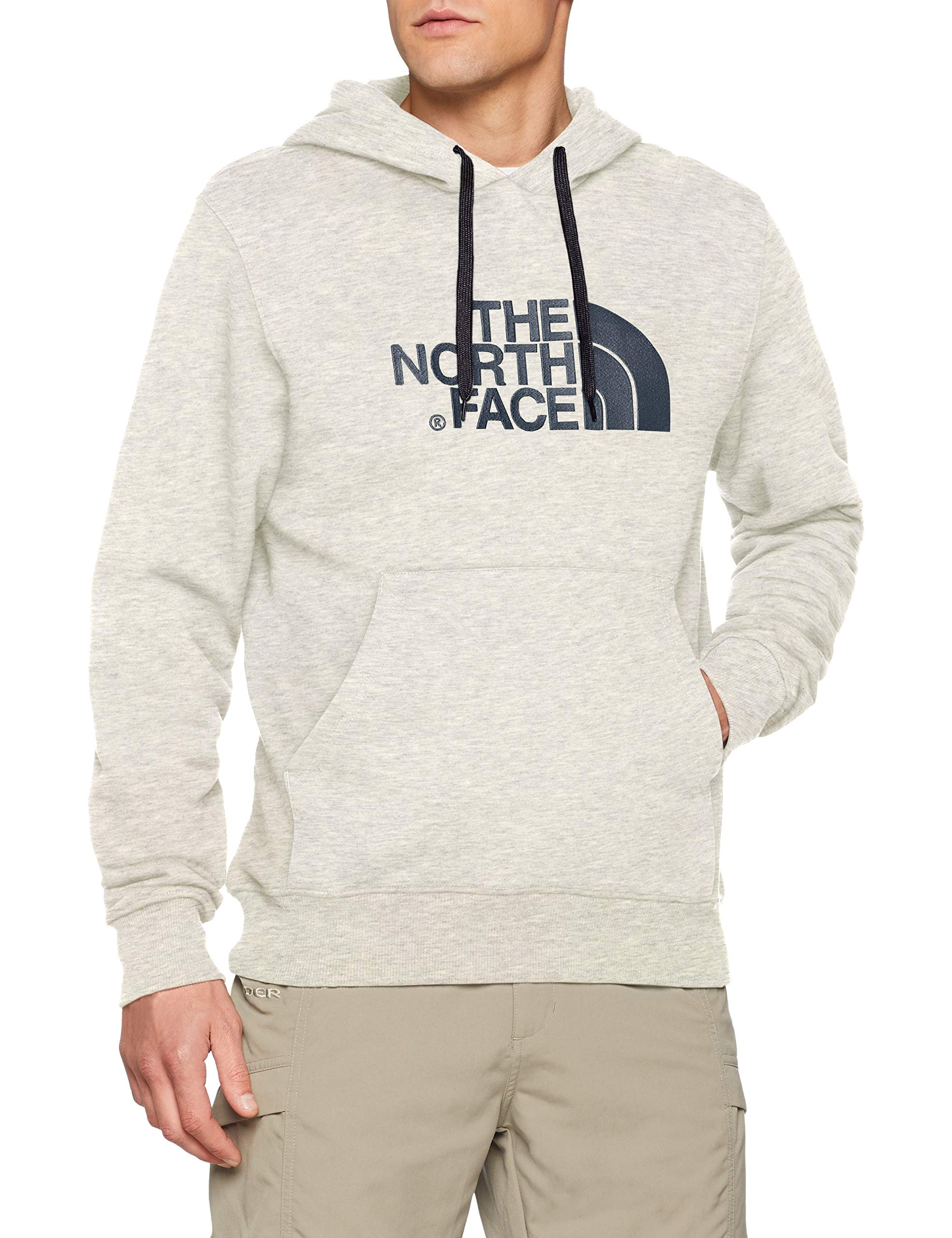 The North Face, M Drew Peak Plv Hd, Felpa con Cappuccio, Uomo Marche Famose