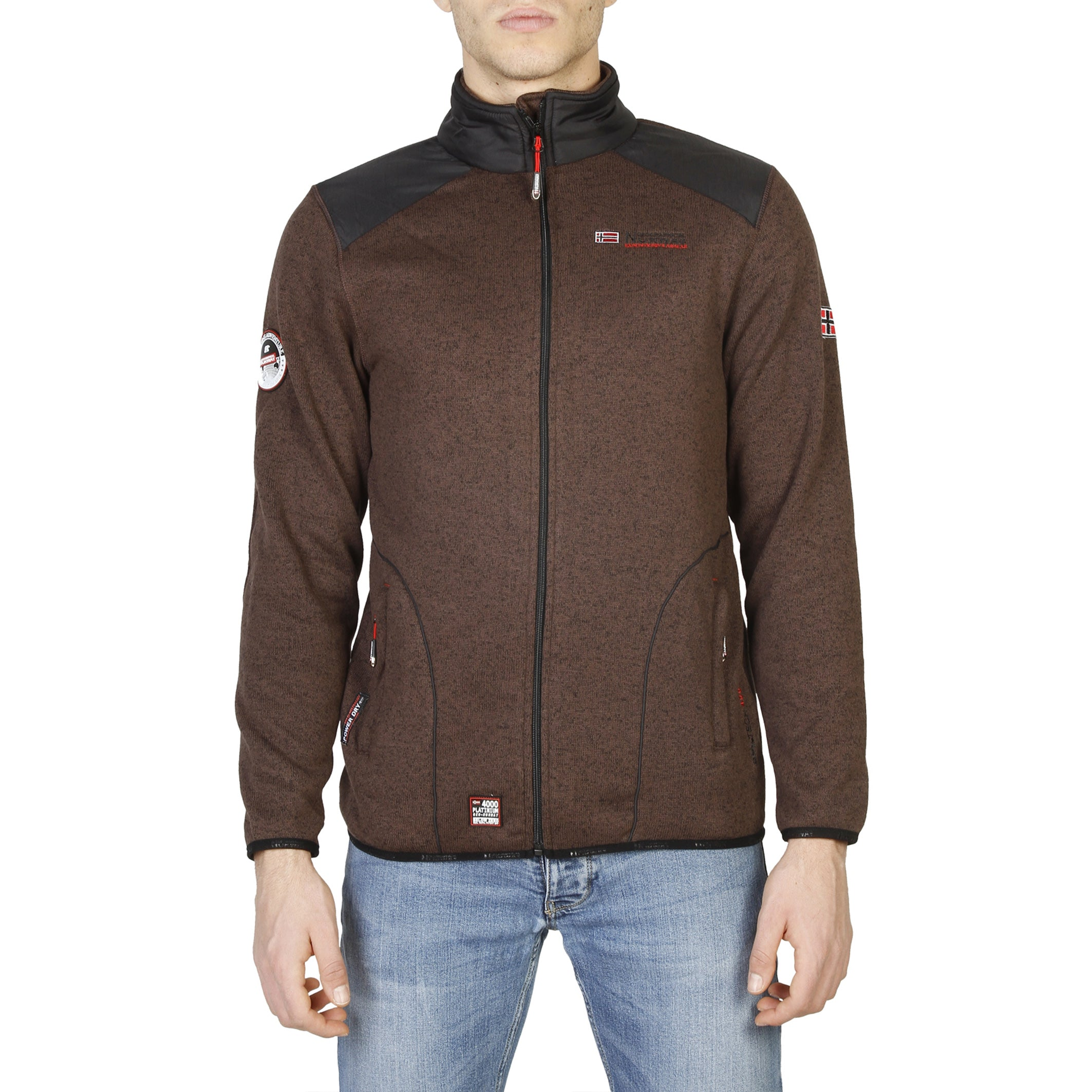 Abbigliamento Felpe Geographical Norway - Tuteur_man Marche Famose