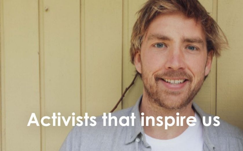Activists That Inspire Us - Thomas Hiney