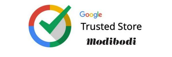 Modibodi recognised by Google for outstanding customer service-Google Trusted Store