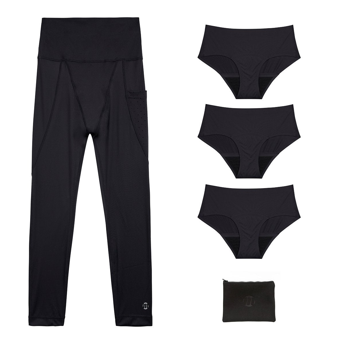 Active Legging and Boyleg Pack