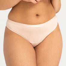 Load image into Gallery viewer, Modibodi Classic Thong Beige Super Light