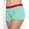 Load image into Gallery viewer, Red by Modibodi teen period underpants - Hipster Boyshort