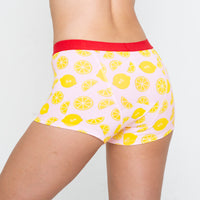 Hipster Boyshort - Pink Lemonade Moderate-Heavy Absorbency