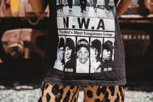 Load image into Gallery viewer, Vintage Straight Outta Compton N.W.A Tee Shirt Size Large
