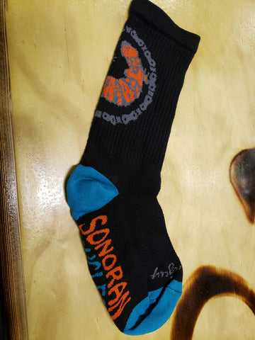 Sonoran Cycles Socks