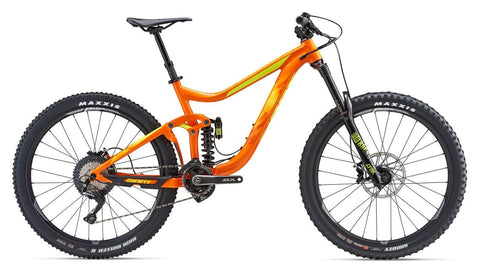 Giant Bike - Reign SX - 2018 - Size Medium