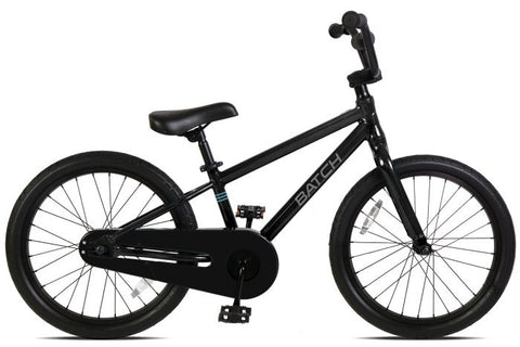 "Batch Bike - Kids 20"" - Black"