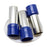 4/0 AWG (34mm Pin) Insulated Ferrules - Blue