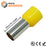 4 AWG (16mm Pin) Insulated Ferrules - Yellow