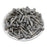 AT25010 - 14AWG (10mm Pin) Insulated Ferrules - Gray