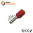 AW15006 - 16AWG (6mm Pin) Insulated Ferrules - Red