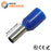 AW25006 - 14AWG (6mm Pin) Insulated Ferrules - Blue