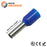 AW25008 - 14AWG (8mm Pin) Insulated Ferrules - Blue