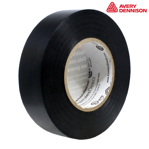 "PVC Electrical Tape - 3/4"" x 60ft - Black"