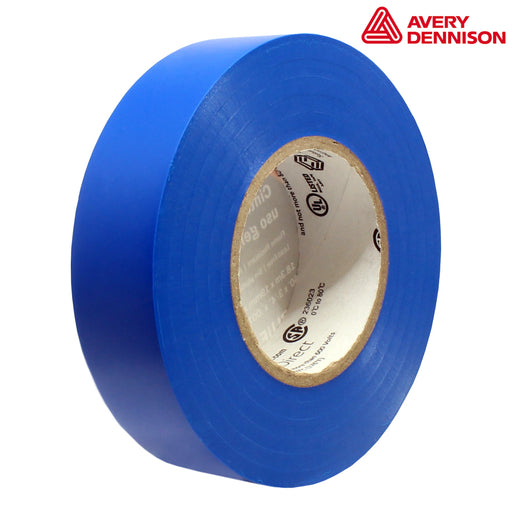 "PVC Electrical Tape - 3/4"" x 60ft - Blue"