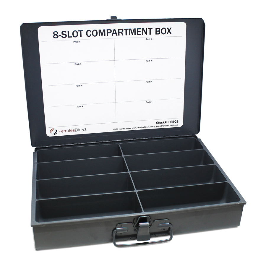 ESB08 - Easy Scoop Box - 8 Compartments