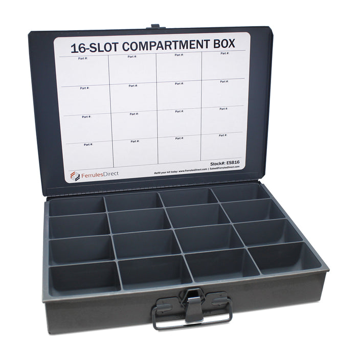 ESB16 - Easy Scoop Box - 16 Compartments