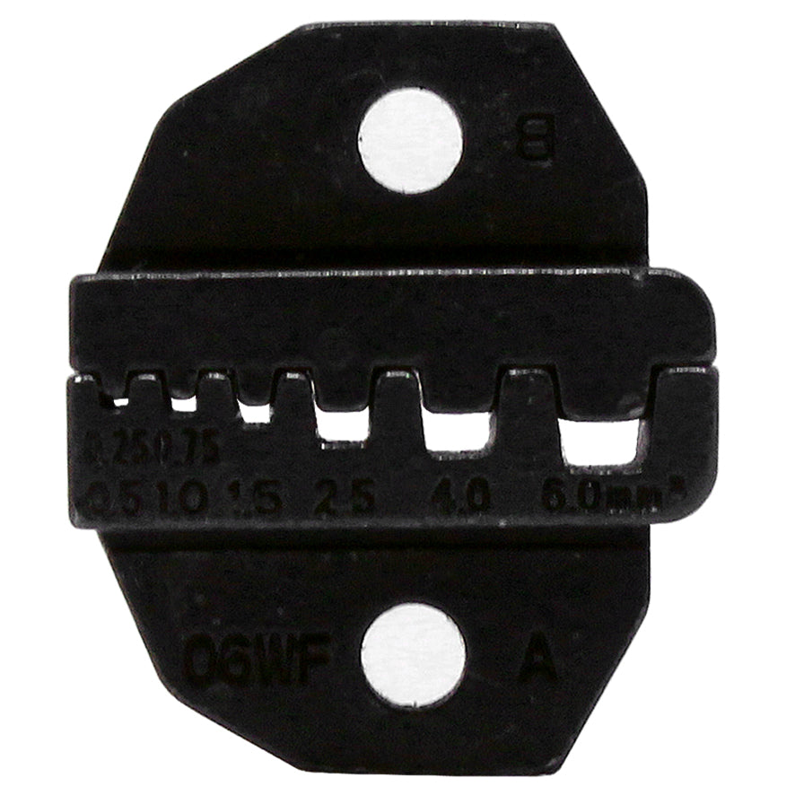 WDC2410WD - Crimping Die - 24-10AWG - 20mm wide