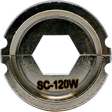 FD300HX5 - Compression Lug Crimping Die for FD300K 120mm2 (4/0) Hexagonal Profile