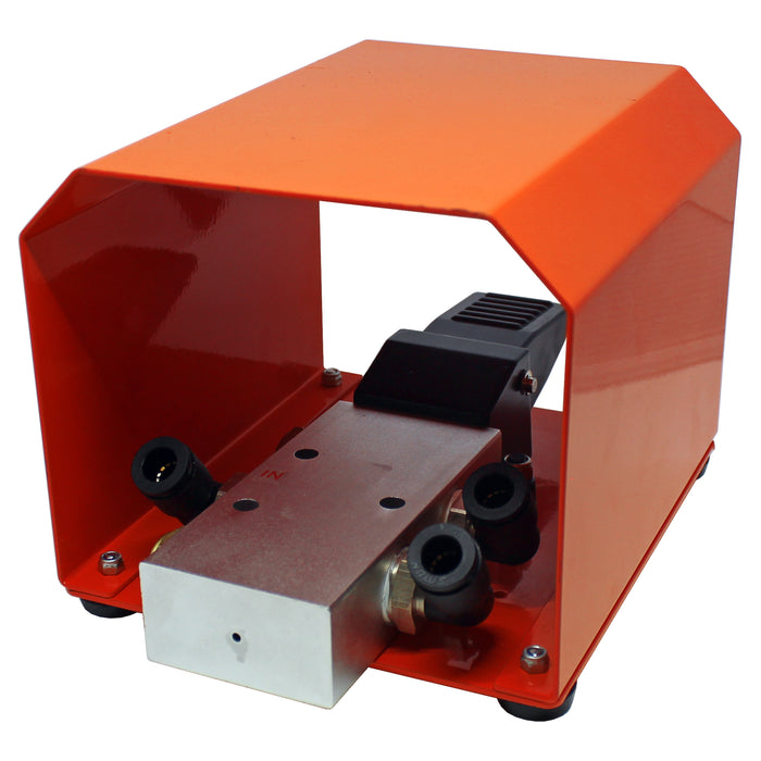 FD300K - Pneumatic Crimping Press for Compression Lugs