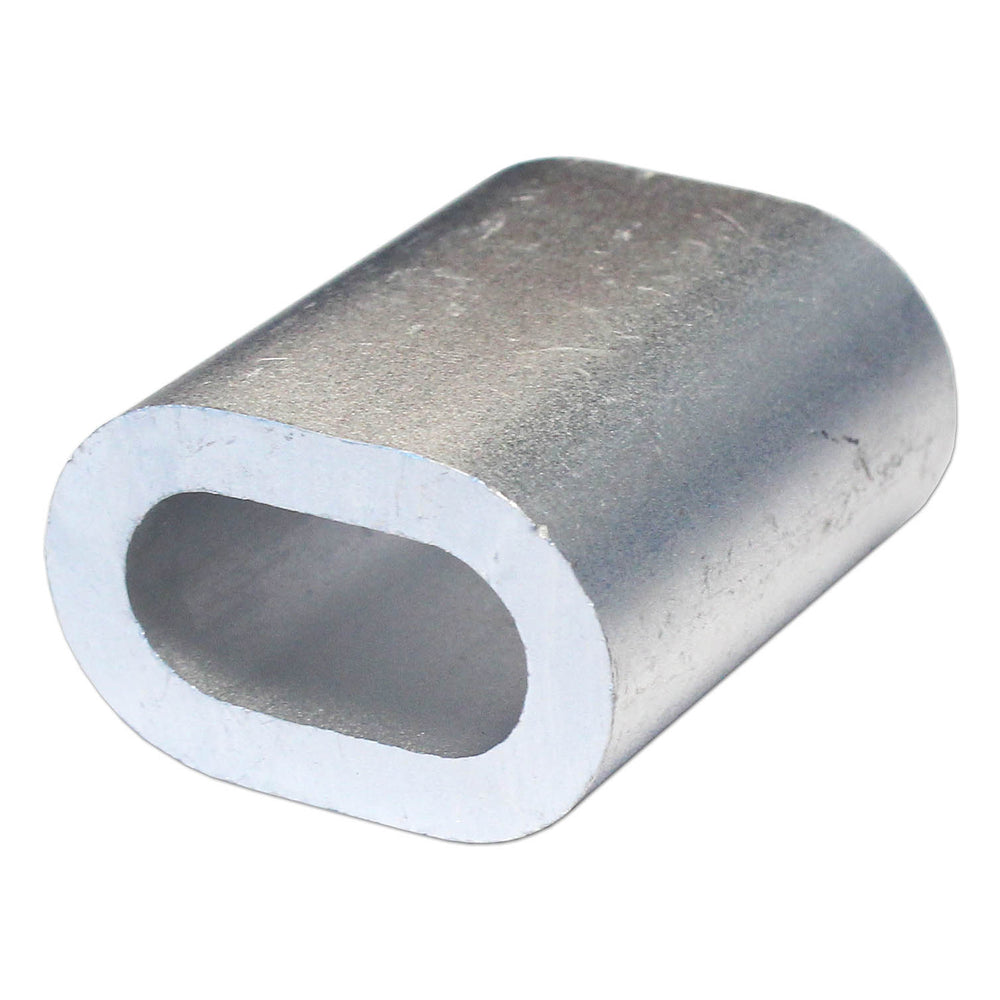 "FD710804 - Aluminum compression Sleeves - 5/32"" - 10 pcs"
