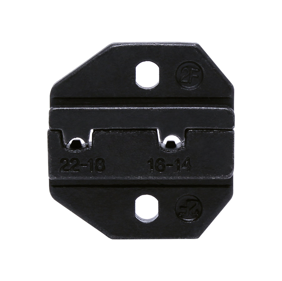FDT10052D - Flag Terminals Crimping Die - 22-14AWG