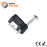 FNC5B - Flat Nail Cable Clip - Black - 5mm