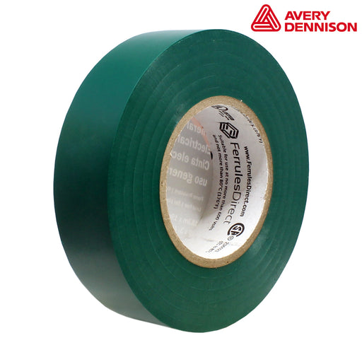 "PVC Electrical Tape - 3/4"" x 60ft - Green"
