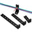 LCH160BK - Ladder Type Cable Holder - 160mm - 10/pk