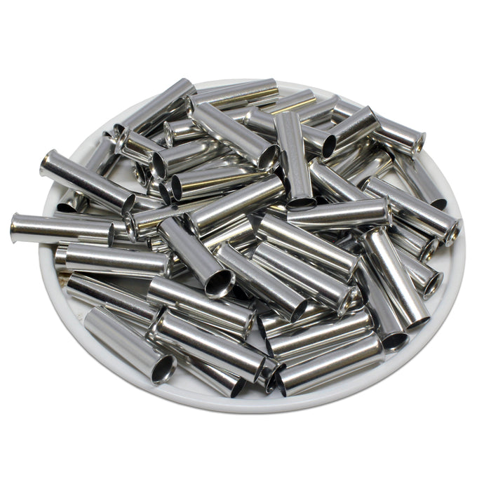 8 AWG (18mm Pin) Non Insulated Ferrules