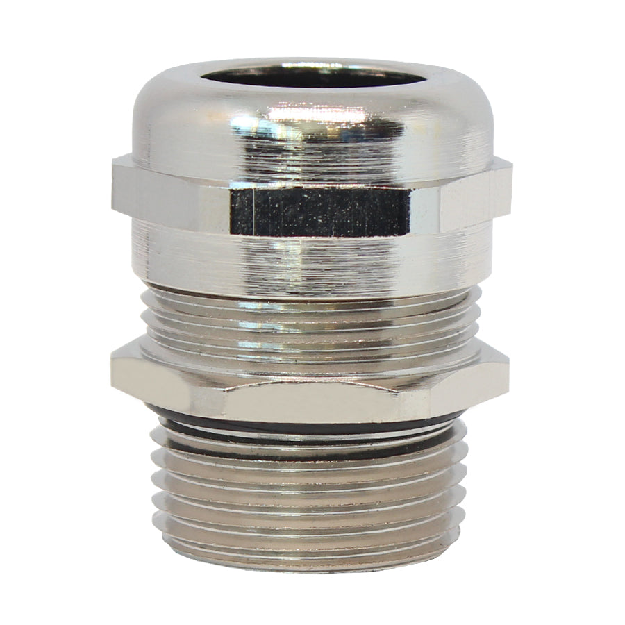 "NPT 3/4"" Brass Cable Gland - 13-18mm - NPT34BR"