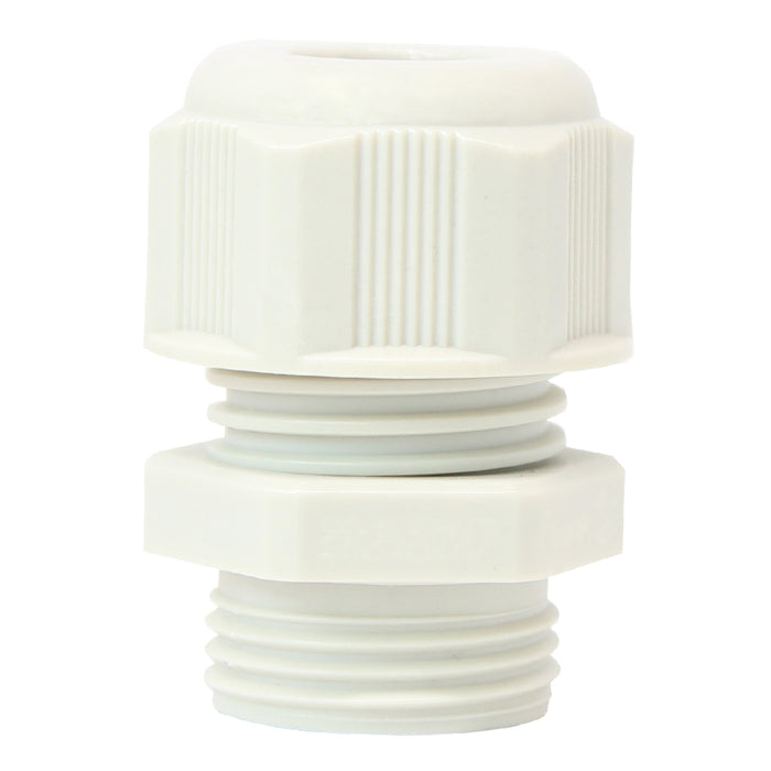 PG11 Nylon Cable Glands - 3-7mm - Beige - PG1107BG