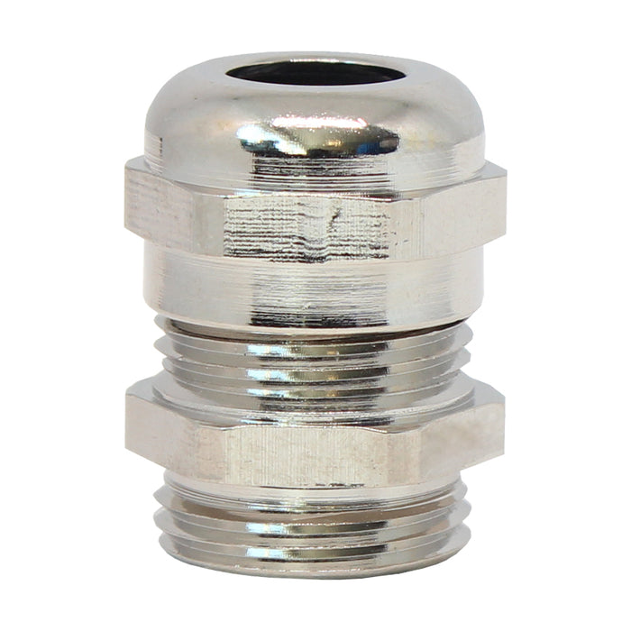 PG11 Brass Cable Gland - 5-10mm - PG1110BR