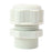 PG16 Nylon Cable Glands - 10-14mm - Beige - PG1614BG